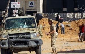 سازمان ملل: خلیفه حفتر برای خروج نظامیانش از طرابلس شرط گذاشته