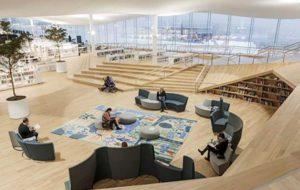 بهترین کتابخانه جهان معرفی شد