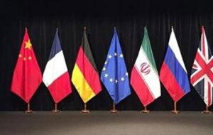 دیدار برجامی وزرای خارجه ایران و ۱+۴