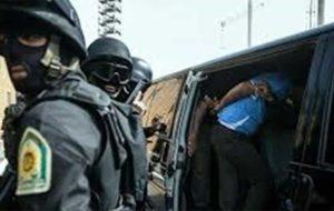 پلیس به گستاخی و تیراندازی سارق مسلح پایان داد