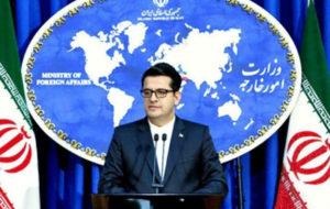 موسوی: سیاست «فشار حداکثری» آمریکا به سمت «دروغ حداکثری» گرایش پیدا کرده