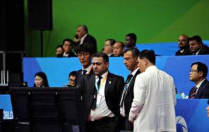 کورش خسرویار عضو کمیسیون جهانی کوراش شد