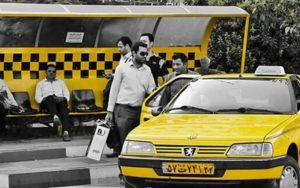 نوسانات قیمت خودرو نوسازی ناوگان تاکسیرانی را کُند کرد