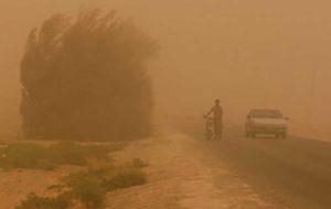 اجرای طرح کمربند سبز نجف تا کربلا برای مقابله با گرد و غبار