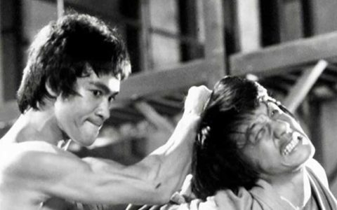 52 34 جکی چان, بروس لی, فیلم سینمایی «اژدها وارد میشود»