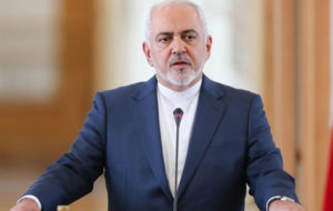 ظریف: پذیرفتن پیشنهاد ۱۵ آوریل ایران به جنگ خاتمه و باعث گفتوگوی احتمالی میشود