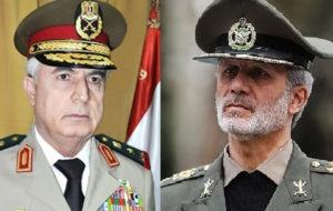 وزیر دفاع در گفتوگو با وزیر دفاع سوریه: ساقط کردن کردن پهپاد های اسرائیل در حماه و قنیطره، نشانه بهبود شرایط دفاعی سوریه است