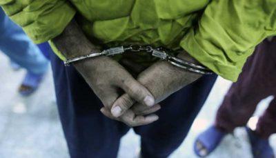 57 34 زن قاچاقچی, پلیس مبارزه با مواد مخدر, پلیس
