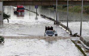 سیلزدگی تایلند پس از وقوع طوفان گرمسیری