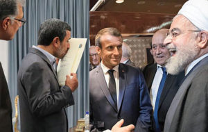 چرا آن زمان که احمدینژاد نامههای بی پاسخ به بوش و اوباما مینوشت و «هو» میشد، فریاد لکهدار شدن عزت ملی را سر ندادید؟
