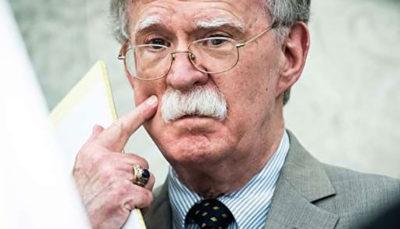 برکناری بولتون به عرصه دیپلماسی میان ایران و آمریکا فضای تنفس می دهد