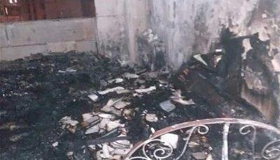 انفجار منزل مسکونی در شهرک امید