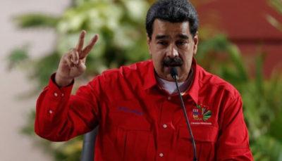 «مادورو» به ارتش آمادهباش داد