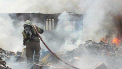 9 1 آتشنشانی تهران, مهار شعلههای آتش, آتشسوزی