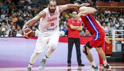 بسکتبال ایران حریف تونس هم نشد