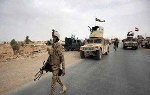 خنثی شدن عملیات تروریستی علیه زائران حسینی در سامرا
