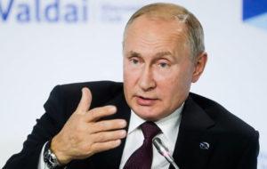 پوتین: روسیه از عامل حمله به نفتکش ایرانی و آرامکو اطلاعی ندارد