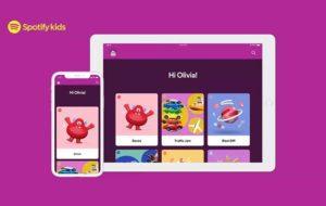 اسپاتیفای اپلیکیشنی با نام Spotify Kids برای کودکان و نوجوانان منتشر کرد