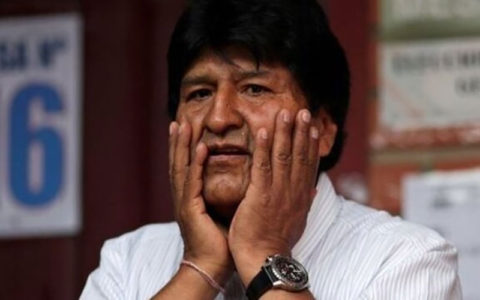 مورالس پیشتاز است؛ انتخابات ریاست جمهوری بولیوی به دور دوم کشیده شد