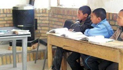 توزیع۴۸۰ میلیارد تومان برای جمعآوری بخاریهای نفتی مدارس