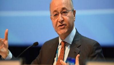 تاکید برهم صالح بر محاکمه عوامل حمله به معترضان عراقی