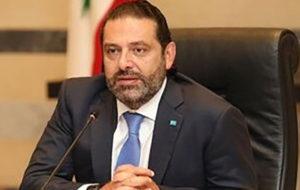 سه فرضیه درباره استعفای نخست وزیر لبنان