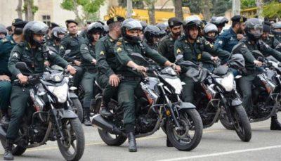 آمادهباش صددرصدی پلیس برای تأمین امنیت راهپیمایی جاماندگان اربعین