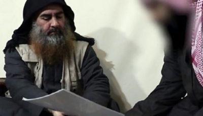 23 79 ابوبکر بغدادی, گروه تروریستی, شمال سوریه