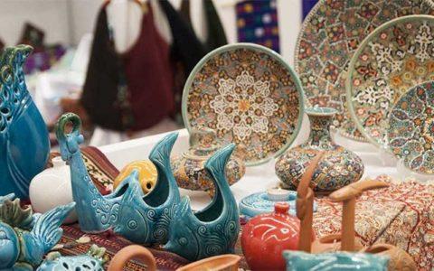 میراث فرهنگی: فروش صنایع دستی چینی با نام ایرانی در پاکستان صحت ندارد