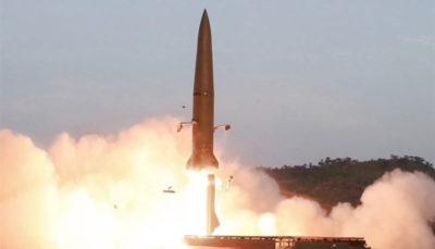 25 77 موشکهای بالستیک, آمریکا, زیردریایی, کرهشمالی
