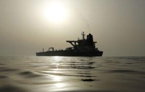 نیروی دریایی آمریکا: از حادثه نفتکش ایرانی مطلعیم
