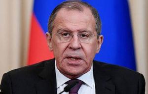 لاوروف: با عراق برای اجرای معاهدات تسلیحاتی توافق کردیم