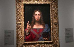 غیبت گرانترین نقاشی جهان در موزهی لوور