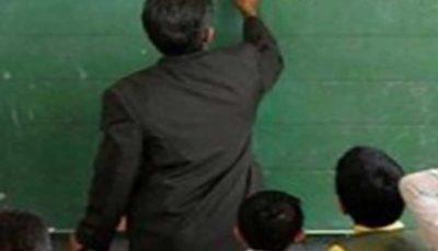 معلم چند شغله نمیتواند کار فرهنگی در کلاس انجام دهد