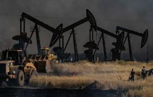 راهزنی نفتی آمریکا در سوریه