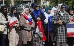 تصویب لایحه ضدحجاب در مجلس سنا فرانسه