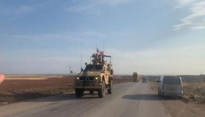 رویترز از ورود نظامیان آمریکایی از سوریه به عراق خبر داد