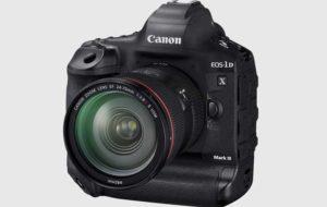 دوربین مقاوم، قدرتمند و سریع EOS 1D X Mark III کانن معرفی شد