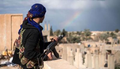 خطر داعش بیخ گوش ترامپ و اردوغان