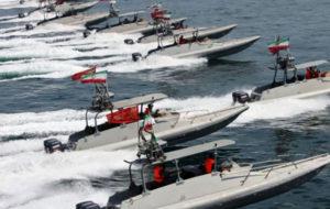 ایران ۱۵۰۰ شناور تندرو هجومی دارد