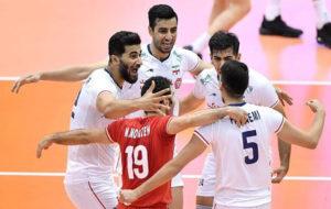جامجهانی والیبال ۲۰۱۹ - ژاپن؛ نخستین پیروزی والیبال ایران با جوانان