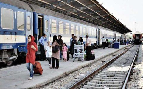 افزایش قطارهای مسافری برای جابجایی زائران اربعین و آمادگی پلیس