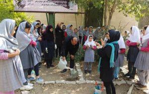 افتتاح دو مزرعه کودک در منطقه ۱۹