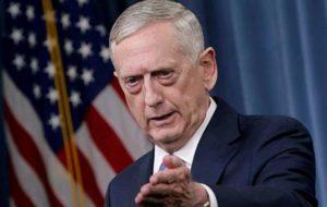 انتقاد «جیمز متیس» از تصمیم ترامپ درباره سوریه