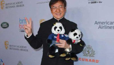 45 47 جکی چان, آکادمی هنرهای سینمایی, جوایز بریتانیا ۲۰۱۹