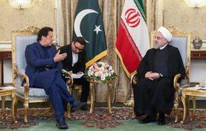 فیلم / دلیل سفر نخست وزیر پاکستان به ایران چیست؟