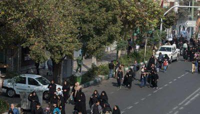 آمادهباش آتشنشانی برای راهپیمایی جاماندگان اربعین در تهران