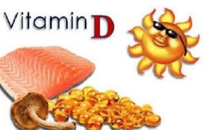 کمبود ویتامین D منجر به ضعف عضلانی می شود