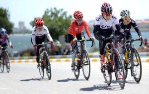 دعوت از دختران دوچرخهسوار همدان به اردوی استعدادهای کشور