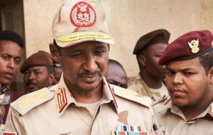 سودان ده هزار نظامی خود را از یمن خارج کرد